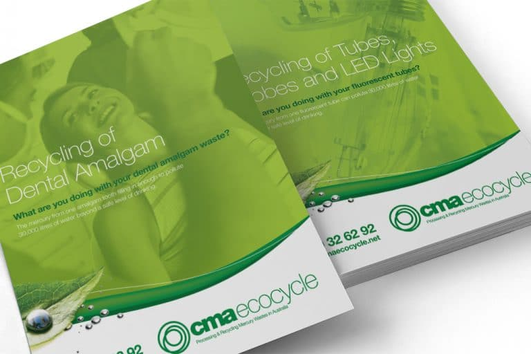 CMA Ecocycle Brochures