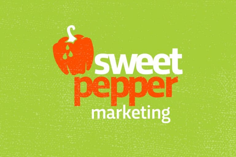 Sweet Pepper Marketing Logo Design
