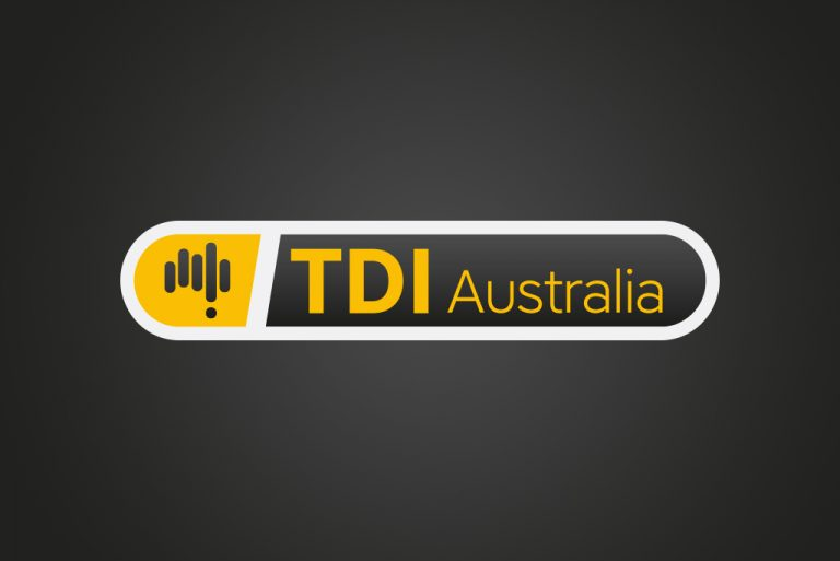 TDI Australia Logo Design & Website